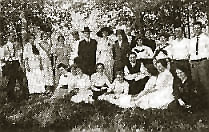 Scandinavian Department Picnic in 1913