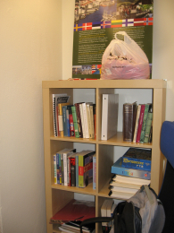 Improved Bookcase 108 A