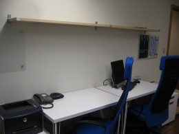 Improved Desks and Shelves 108 B