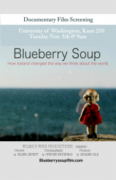 Blueberry Soup Poster