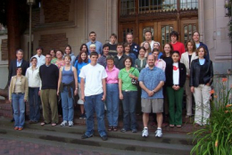 BALSSI 2004 students
