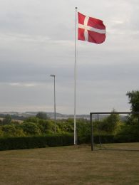 Danish Flag image