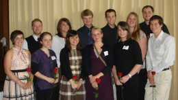 2008 Department of Scandinavian Studies Graduates