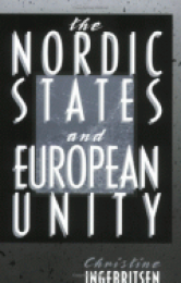Nordic States and European Unity book cover