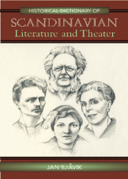 Historical Dictionary of Scandinavian Literature and Theater book cover