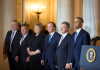 Nordic Leaders and President Obama (WH Photo, C. Kennedy)