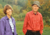 Katherine Hanson and Olav Hauge
