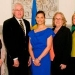 Crown Princess Victoria with Scandinavian Studies faculty
